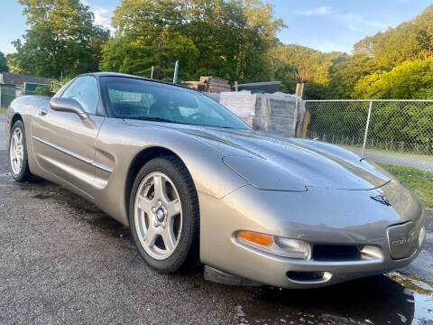 1998 Chevrolet Corvette for sale at G T Auto Group in Goodlettsville TN