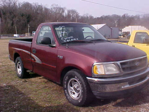 1997 Ford F-150 for sale at Bates Auto & Truck Center in Zanesville OH