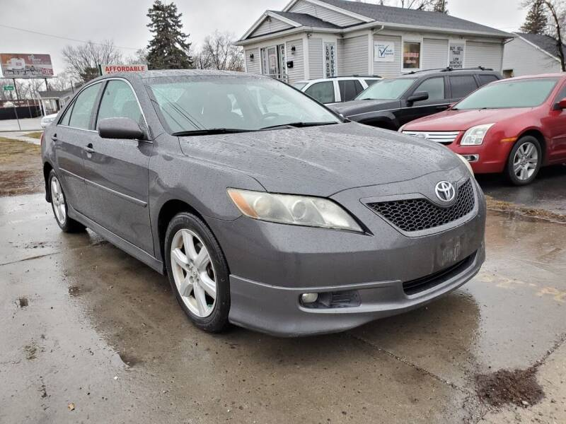 2007 Toyota Camry for sale at Affordable Auto Sales in Toledo OH