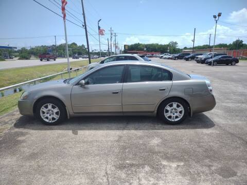 2006 Nissan Altima for sale at BIG 7 USED CARS INC in League City TX