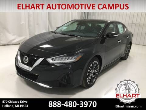2020 Nissan Maxima for sale at Elhart Automotive Campus in Holland MI