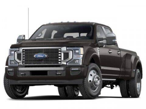 2021 Ford F-450 Super Duty for sale at Hawk Ford of St. Charles in St Charles IL