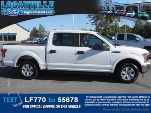 2018 Ford F-150 for sale at Loganville Quick Lane and Tire Center in Loganville GA
