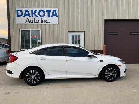 2016 Honda Civic for sale at Dakota Auto Inc. in Dakota City NE