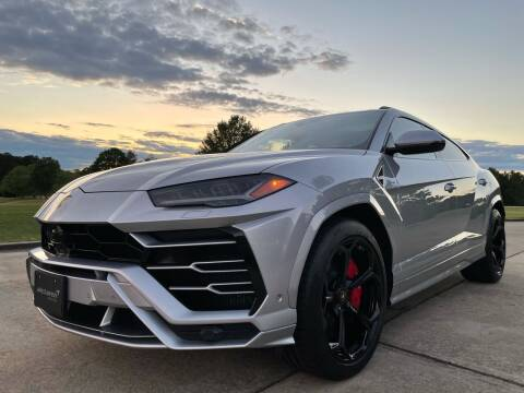 2019 Lamborghini Urus for sale at Legacy Motor Sales in Norcross GA