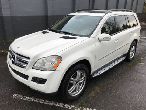 2008 Mercedes-Benz GL-Class for sale at APX Auto Brokers in Lynnwood WA