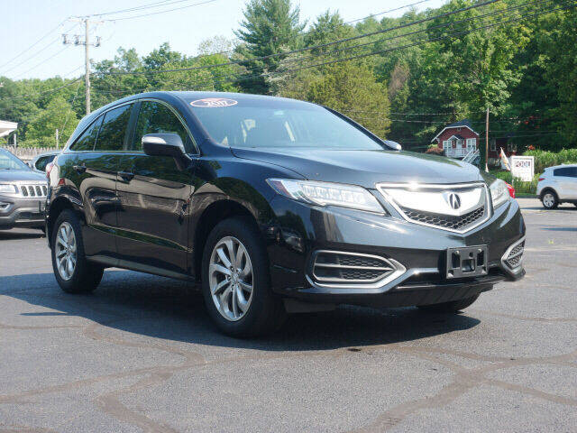 2017 Acura RDX for sale at Canton Auto Exchange in Canton CT