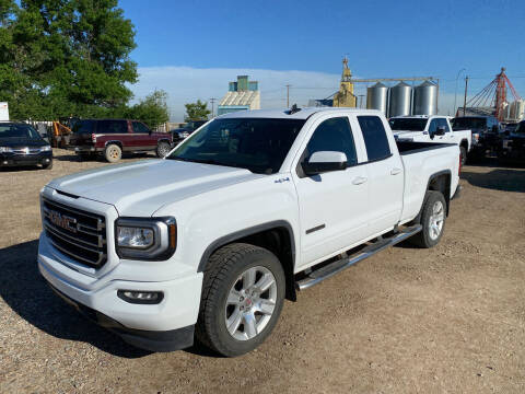 2018 GMC Sierra 1500 for sale at Truck Buyers in Magrath AB