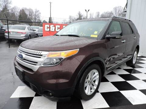 2011 Ford Explorer for sale at C & C Motor Co. in Knoxville TN