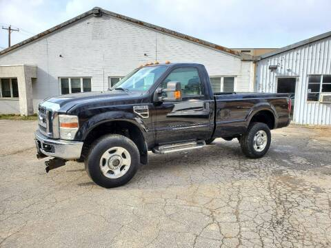 2009 Ford F-350 Super Duty for sale at PA Motorcars in Conshohocken PA