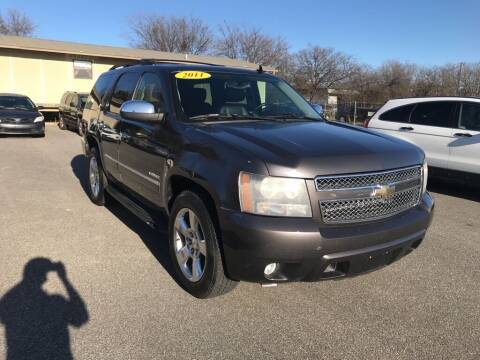 2011 Chevrolet Tahoe for sale at Auto Solution in San Antonio TX