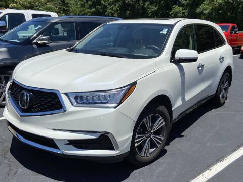 2017 Acura MDX for sale at Stearns Ford in Burlington NC