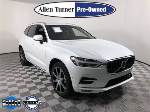 2019 Volvo XC60 for sale at Allen Turner Hyundai in Pensacola FL