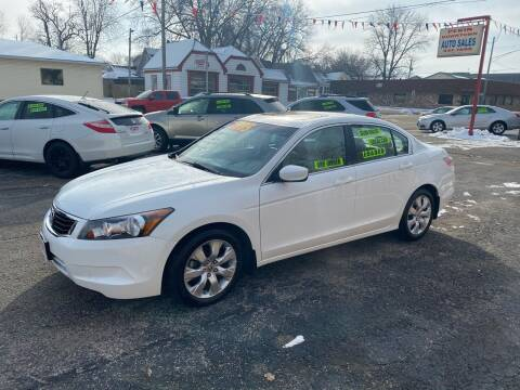 2010 Honda Accord for sale at PEKIN DOWNTOWN AUTO SALES in Pekin IL