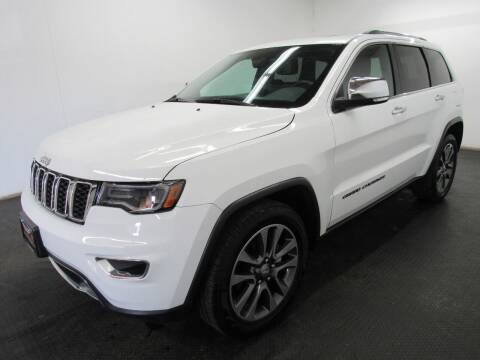 2018 Jeep Grand Cherokee for sale at Automotive Connection in Fairfield OH