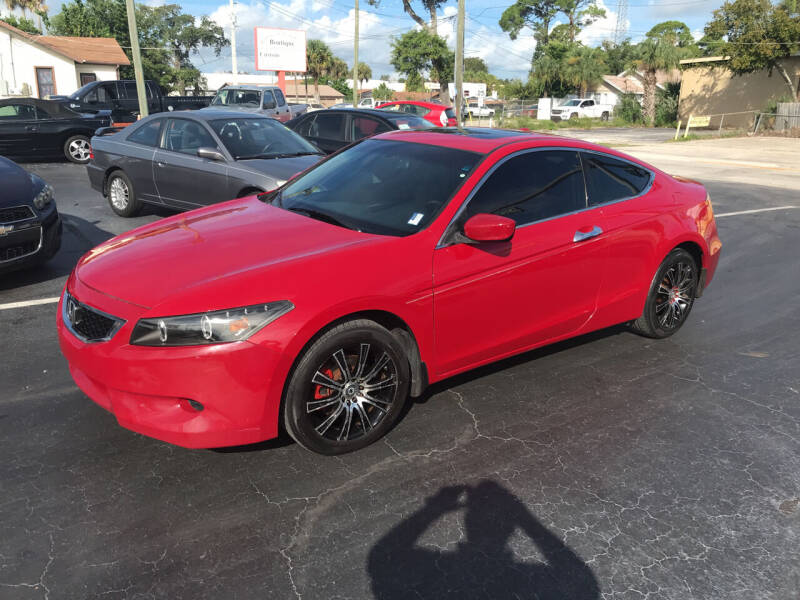 2009 Honda Accord for sale at Riviera Auto Sales South in Daytona Beach FL