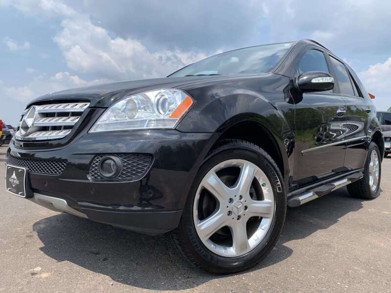 2007 Mercedes-Benz M-Class for sale at Autobahn Sales And Service LLC in Hermantown MN
