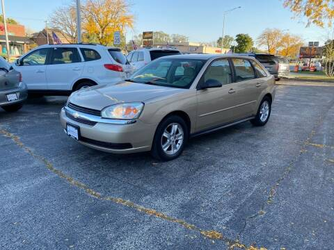 2005 Chevrolet Malibu Maxx for sale at AUTOSAVIN in Elmhurst IL