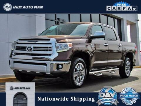 2015 Toyota Tundra for sale at INDY AUTO MAN in Indianapolis IN