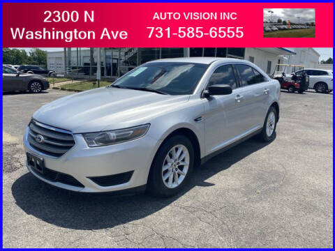 2015 Ford Taurus for sale at Auto Vision Inc. in Brownsville TN