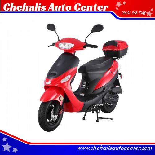 2021 Tao PONY50 for sale at Chehalis Auto Center in Chehalis WA