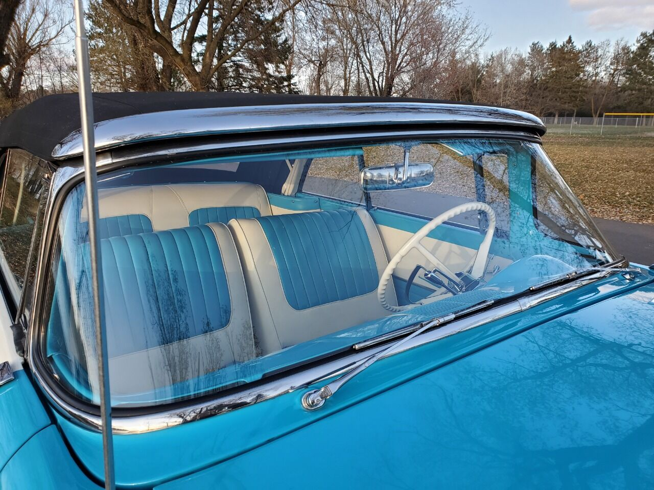 1956 Mercury Custom 88