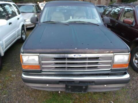 1991 Ford Explorer for sale at Sun Auto RV and Marine Sales in Shelton WA