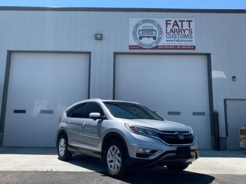 2015 Honda CR-V for sale at Fatt Larry's Customs in Sugar City ID