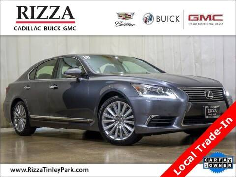 2016 Lexus LS 460 for sale at Rizza Buick GMC Cadillac in Tinley Park IL