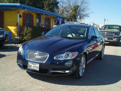 2010 Jaguar XF for sale at Global Vehicles,Inc in Irving TX
