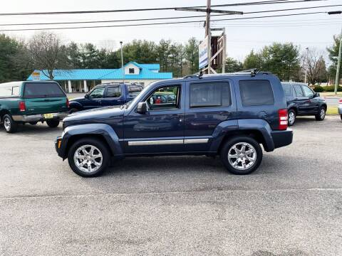 2008 Jeep Liberty for sale at New Wave Auto of Vineland in Vineland NJ