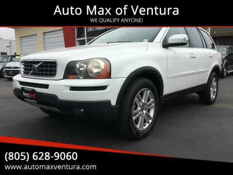 2010 Volvo XC90 for sale at Auto Max of Ventura in Ventura CA