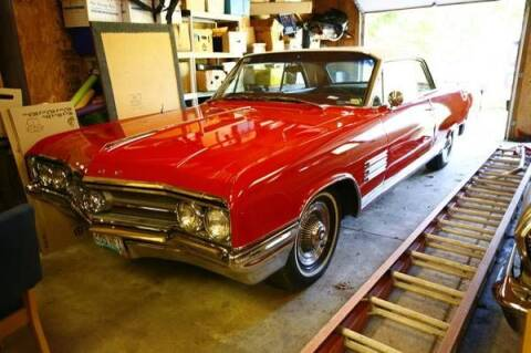 1964 Buick Wildcat for sale at Classic Car Deals in Cadillac MI