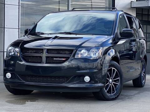 2016 Dodge Grand Caravan for sale at Carmel Motors in Indianapolis IN