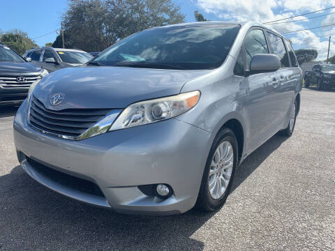 2011 Toyota Sienna for sale at Bargain Auto Sales in West Palm Beach FL