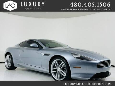 2016 Aston Martin DB9 for sale at Luxury Auto Collection in Scottsdale AZ