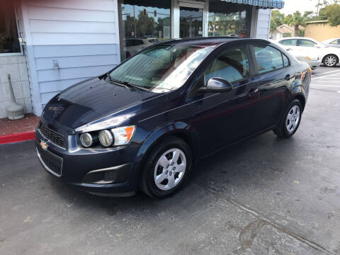 2015 Chevrolet Sonic for sale at Riviera Auto Sales South in Daytona Beach FL