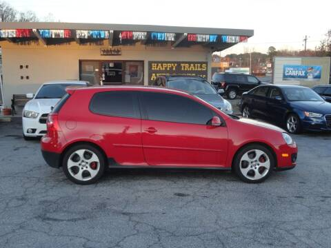 2009 Volkswagen GTI for sale at HAPPY TRAILS AUTO SALES LLC in Taylors SC