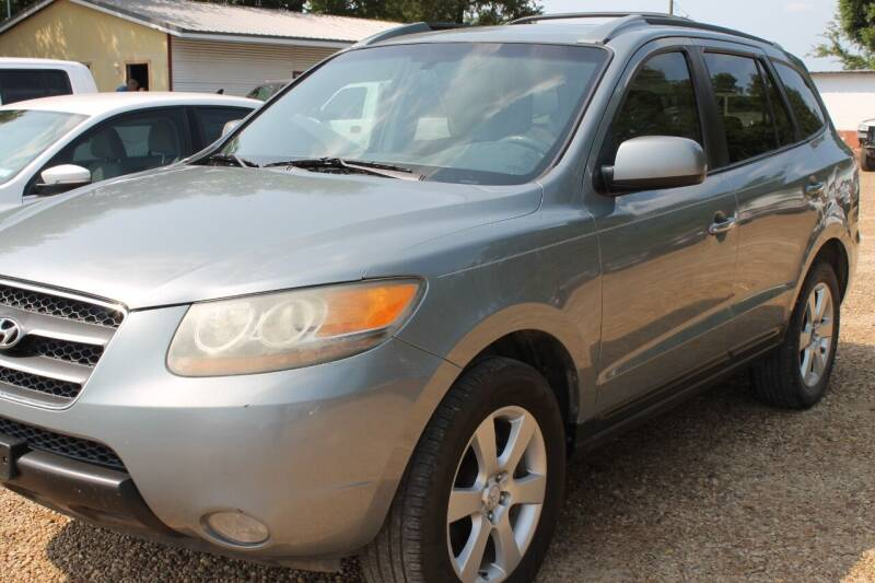 2007 Hyundai Santa Fe for sale at Abc Quality Used Cars in Canton TX