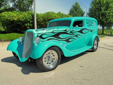 1933 Ford panel truck sedan delivery