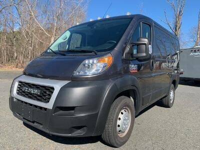 2019 RAM ProMaster Cargo for sale at Worthington Air Automotive Inc in Williamsburg MA
