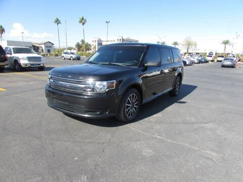 2013 Ford Flex for sale at Charlie Cheap Car in Las Vegas NV