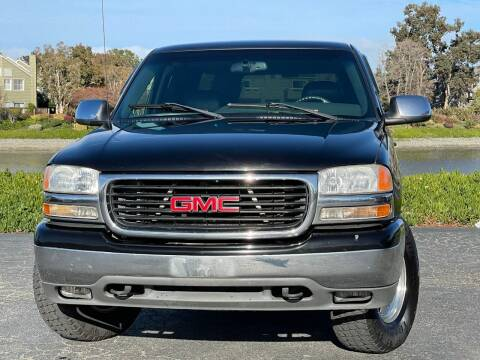 1999 GMC Sierra 1500 for sale at Continental Car Sales in San Mateo CA