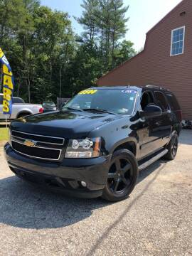 2008 Chevrolet Tahoe for sale at Hornes Auto Sales LLC in Epping NH