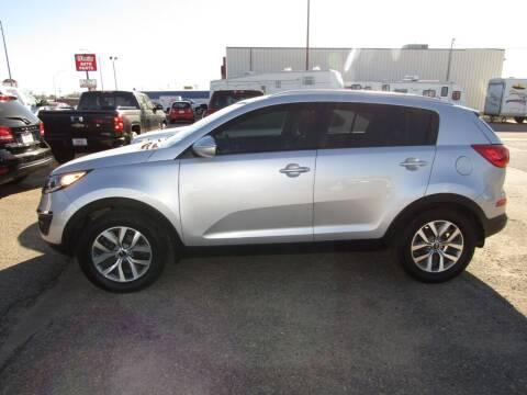 2015 Kia Sportage for sale at Scott Spady Motor Sales LLC in Hastings NE