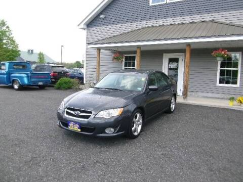 2008 Subaru Legacy for sale at Lakes Region Auto Source LLC in New Durham NH