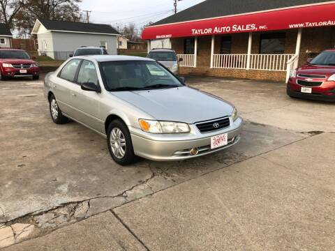 2000 Toyota Camry for sale at Taylor Auto Sales Inc in Lyman SC