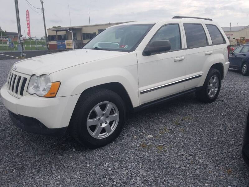 2010 Jeep Grand Cherokee for sale at Cascade Used Auto Sales in Martinsburg WV