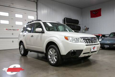 2011 Subaru Forester for sale at Cantech Automotive in North Syracuse NY