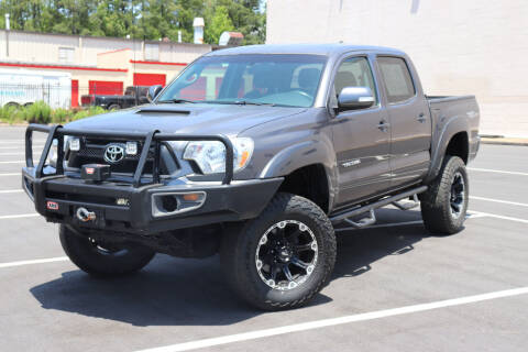 2015 Toyota Tacoma for sale at Auto Guia in Chamblee GA